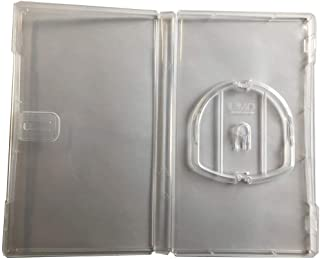 New MegaDisc Premium 5 Crystal Clear Playstation PSP Replacement UMD Cases