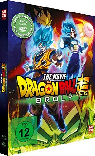 Dragonball Super: Broly-[Blu-Ray + DVD] Steelbook [Import]