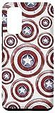 Galaxy S20 Marvel Falcon & Winter Soldier Paint Drip Shields Case