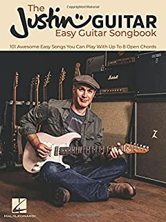 The Justin Guitar Easy Guitar Songbook: 101 Awesome Easy Songs You Can Play with Up to 8 Open Chords