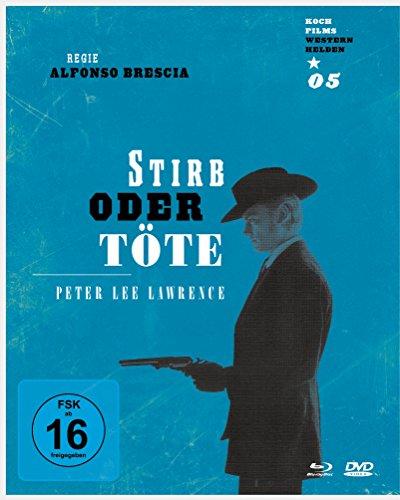 Stirb oder töte - Westernhelden #6  (+ DVD) [Blu-ray]