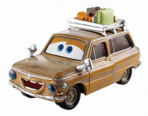 Disney Pixar Cars Lubewig (Paris Tour Series, # 4 of 7) - Voiture Miniature Echelle 1:55