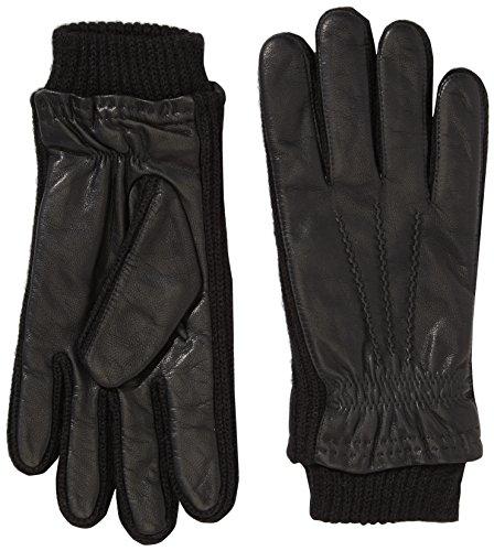 Roeckl Herren Sportive-Piquet Handschuhe, Schwarz (black 000), (Herstellergröße: 8.5)
