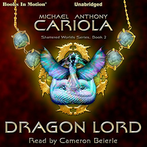 Dragon Lord audiobook cover art