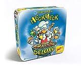 Zoch Heckmeck Deluxe 601105073 - Juego de Dados turbulentos en una práctica Caja de Metal, a Partir de 8 años