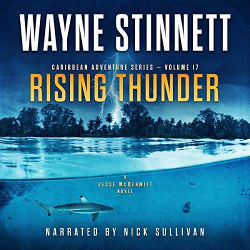 Rising Thunder: A Jesse McDermitt Novel (Caribbean Adventure Series, Book 17)