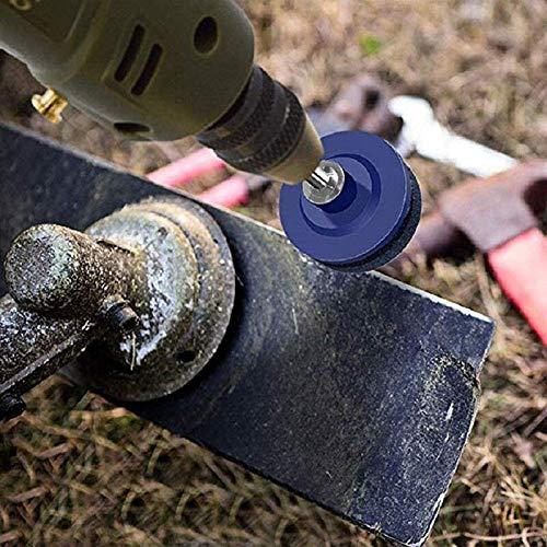Multifonction meulage rotatif foret coupe tondeuse à gazon lame général industriel Whetstone rectifieuse cuisine Whetstone