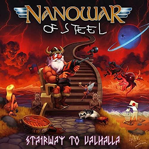 Manowar of Steel - Stairway to Valhalla CD (Duplo)