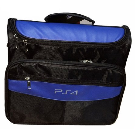 PS4 Bag Protect Black Game Console Travel Carrying Case for Sony PS4