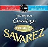 SAVAREZ 510 CRJP Mixed tension NEW CRISTAL/Cantiga PREMIUM クラシックギター弦