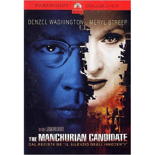 The Manchurian Candidate (Bookmovies)