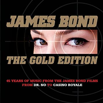 James Bond: The Gold Edition