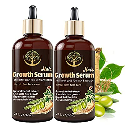 2 Pack Hair Growth
