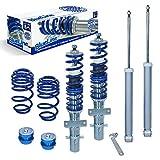 JOM Car Parts & Car Hifi GmbH 741093 Blueline Gewindefahrwerk