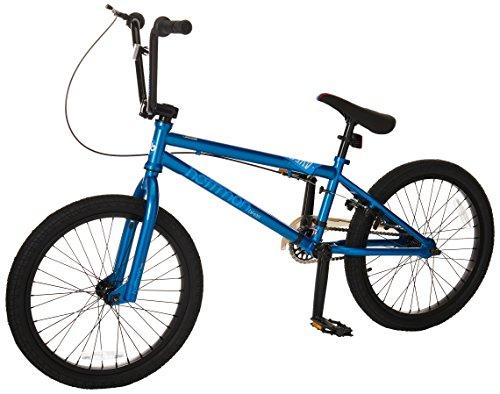 Hoffman Aves Bicicleta BMX para niño, Color Azul, Rueda de 20 Pulgadas