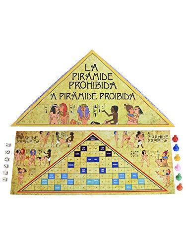 Dreamlove erotische piramide verboden - 1 stuk