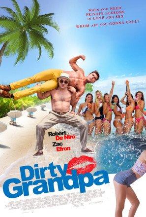 Dirty Grandpa - Robert De Niro – US Imported Movie Wall Poster Print - 30CM X 43CM Zac Efron