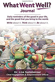 What Went Well? Journal: Daily reminders of the good in your life and the good that you bring to the world.
