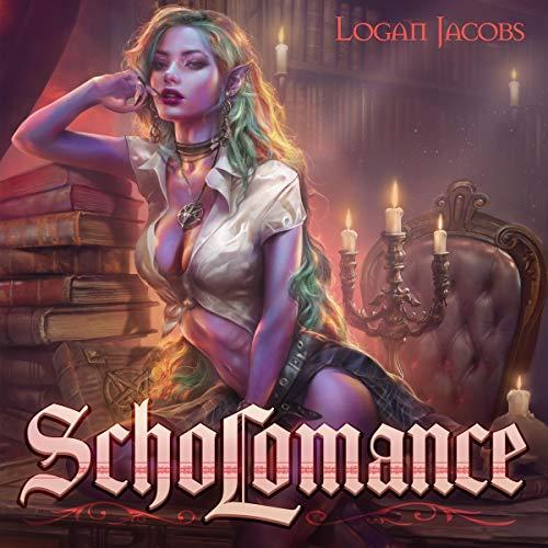 Page de couverture de Scholomance