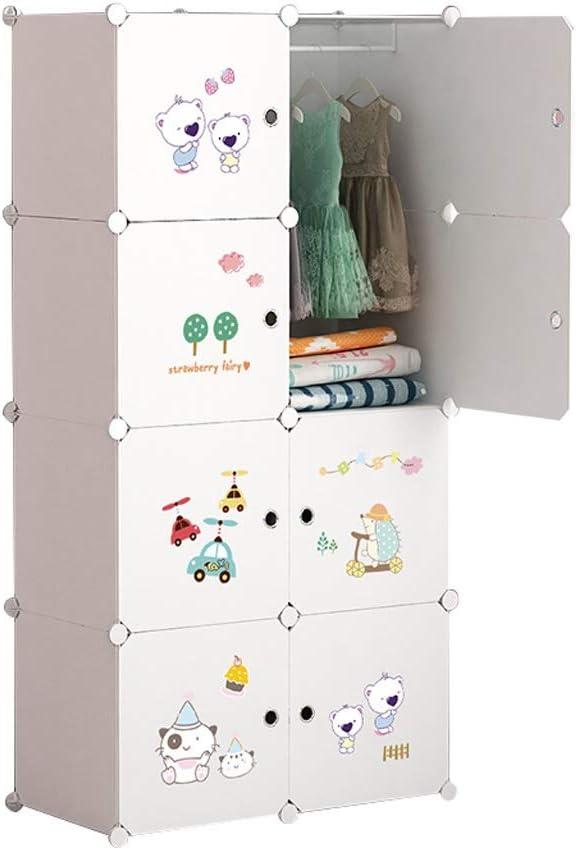 trust Over item handling ZZF Combination Wardrobe Simple Children's Home Bedroom