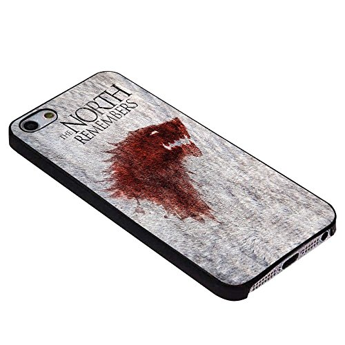The North® Remembers Juego de Tronos para iPhone Case