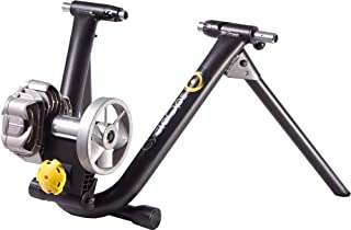Saris CycleOps Fluid2 Indoor Bike Trainer, Fits Road and Mountain Bikes, Compatible with Zwift App