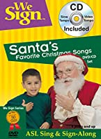 Santa's Favorite Christmas Songs [DVD]