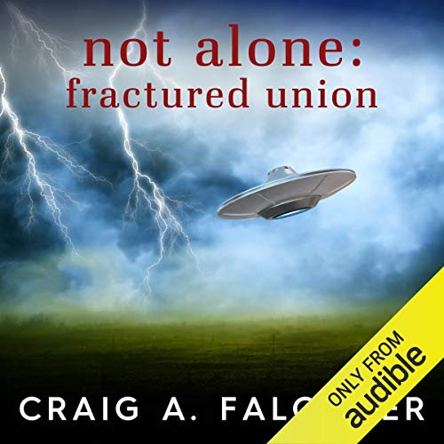 Not Alone: Fractured Union cover art