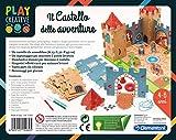 Zoom IMG-2 clementoni play creative il castello