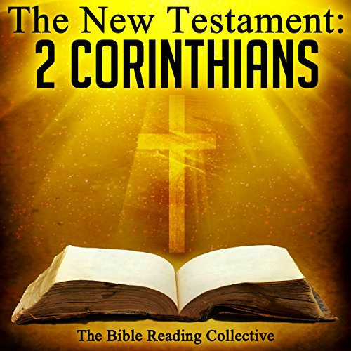 The New Testament: 2 Corinthians audiobook cover art