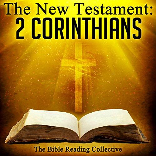The New Testament: 2 Corinthians audiobook cover art