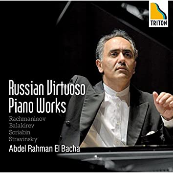 Russian Virtuoso Piano Works