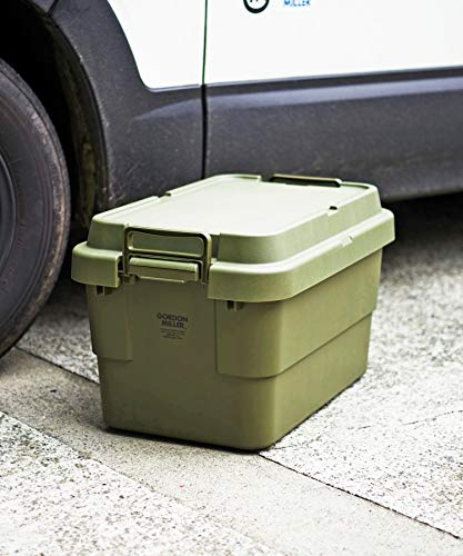 GORDON MILLER STACKING TRUNK CARGO 50L ゴードンミラー スタッキング トランクカーゴ 収納ボックス コン...