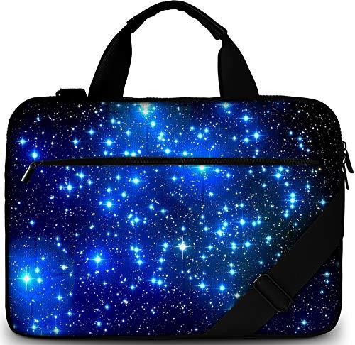 Sidorenko Laptoptasche 15/15,6 Zoll - Moderne Notebooktasche aus Canvas - Hochwertige Laptop Tasche - Dreck- und Wasserabweisende Laptop Bag mit Zubehörfach