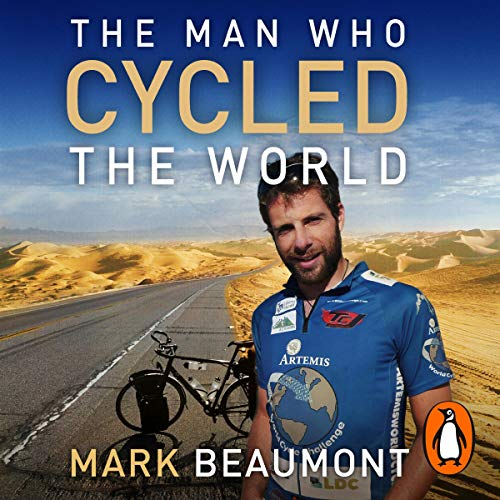 The Man Who Cycled the World cover art