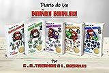 Diario De Un Niño Ninja: SERIE COMPLETA: LIBROS 1-5 (Una Hilarante Aventura Para 6-12 Años) (Ninja Kid)