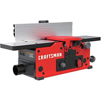 CRAFTSMAN Benchtop Jointer, 10-Amp (CMEW020)