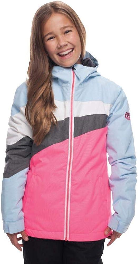 Free Shipping Cheap Bargain Gift 686 Max 77% OFF Girls' Ray Waterproof Ski Insulated Jacket Snowboard