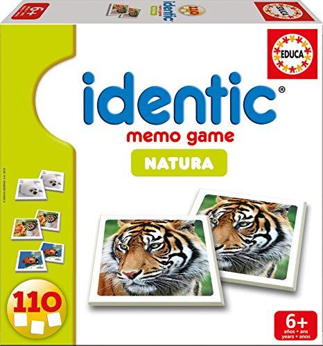 Educa Borrás 14783 - Identic Natura 110