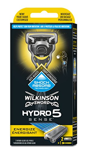 Wilkinson Hydro 5 Energize - Rasoir pour Homme