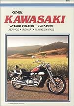 Clymer Kawasaki: Vn1500 Vulcan, 1987-1998