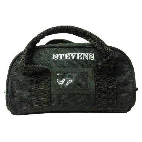 Stevens Tragetasche / Aufbewahrungstasche für Bowlingkugeln, für 2 Kugeln schwarz schwarz