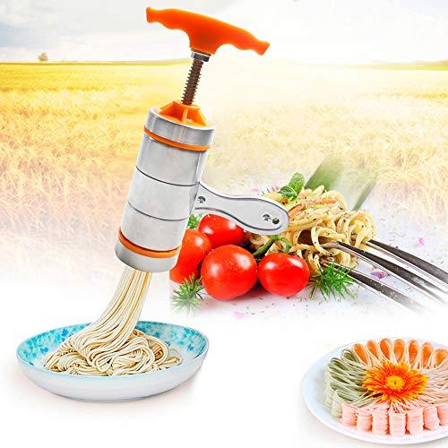 NIUPAN Roestvrijstalen handmatige juicer fornuis keukenmachine pastamachine