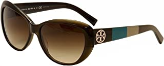 Tory Burch Sunglasses - TY7005 / Frame: Black Lens: Gray Gradient