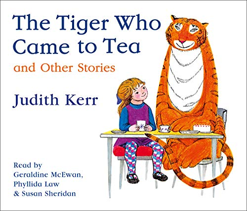 Couverture de The Tiger Who Came to Tea and Other Stories Collection