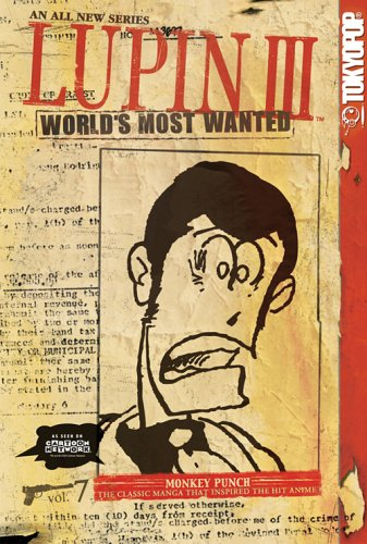 Lupin III - World's Most Wanted Volume 7