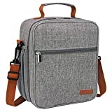 buways Lunch Box, Insulated Lunch Bag for Men, Adults, Women, Durable & Spacious Lunchbox for Work,...