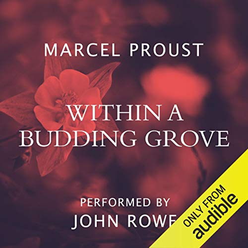 Within a Budding Grove audiobook cover art