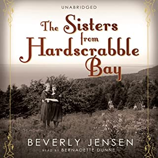 The Sisters from Hardscrabble Bay audiobook cover art