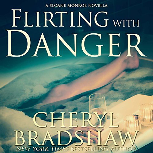 Flirting with Danger audiobook cover art